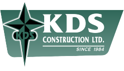 KDS Construction Header Logo