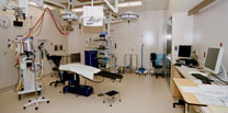 Surrey Memorial Hospital - Operating Rooms